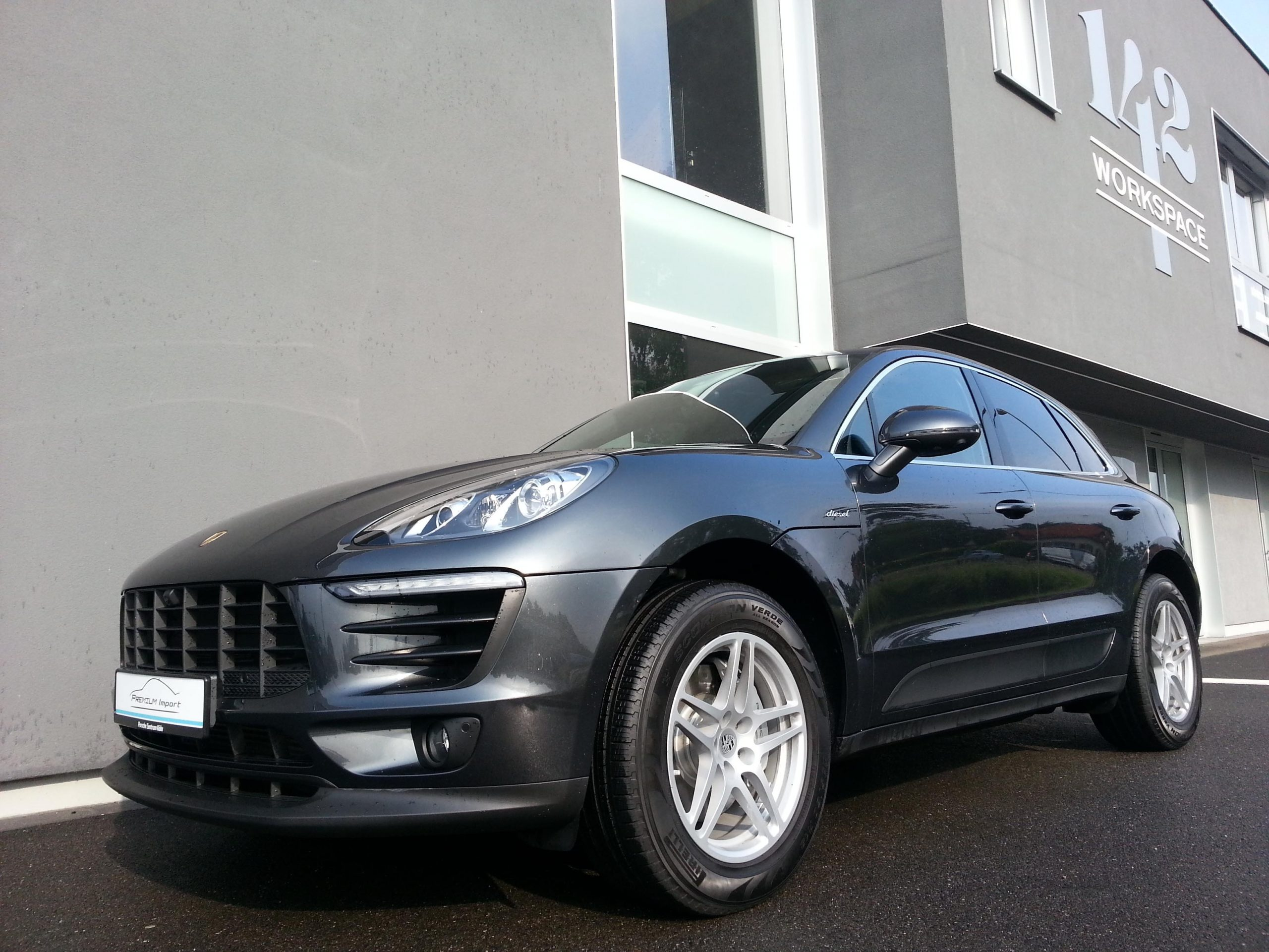 Read more about the article Porsche Macan S Diesel