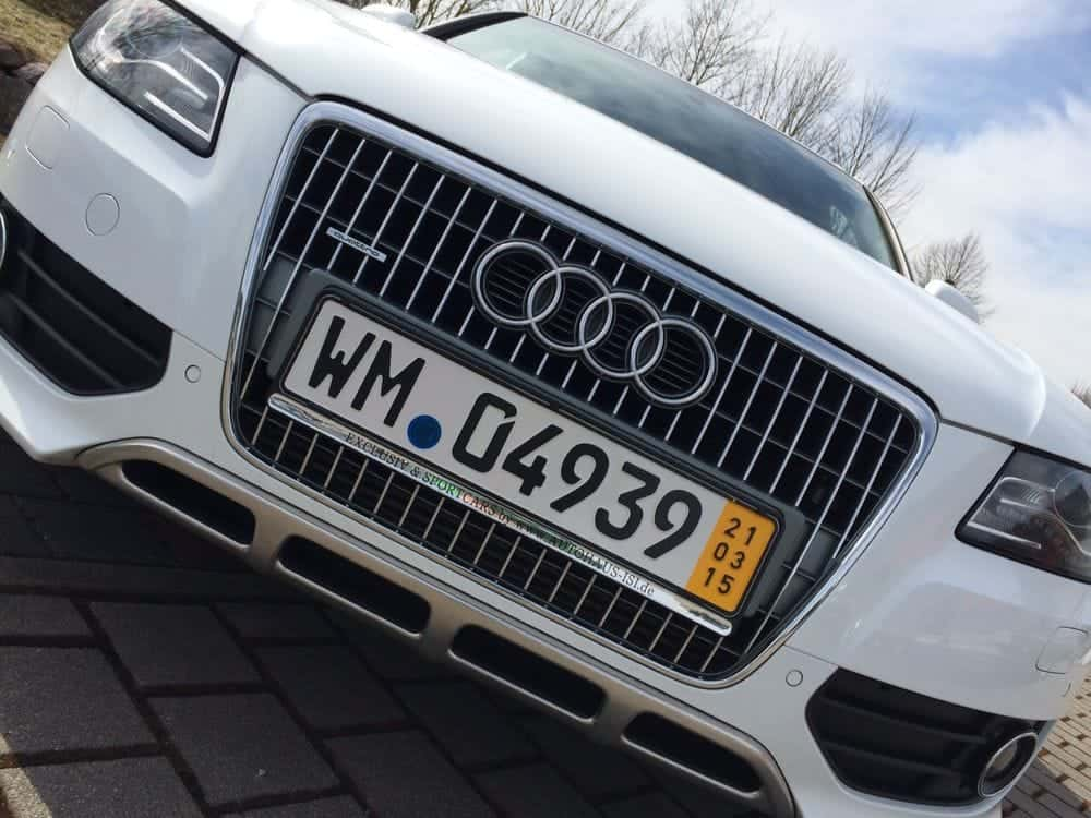 Audi A4 Allroad Stronic