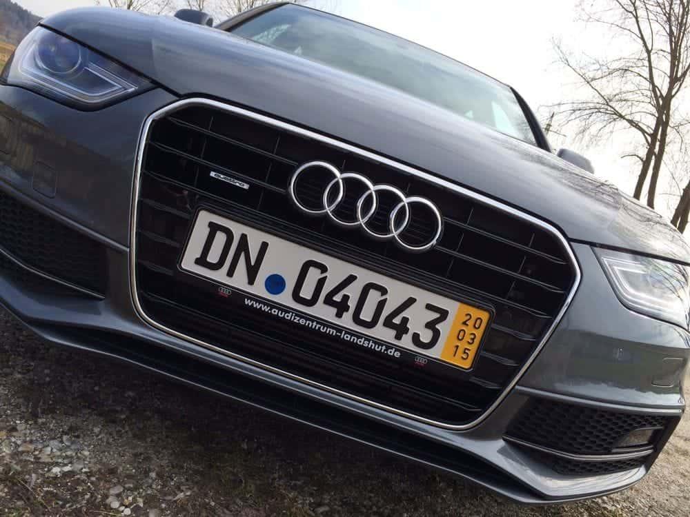 Read more about the article Audi A4 Avant S-line