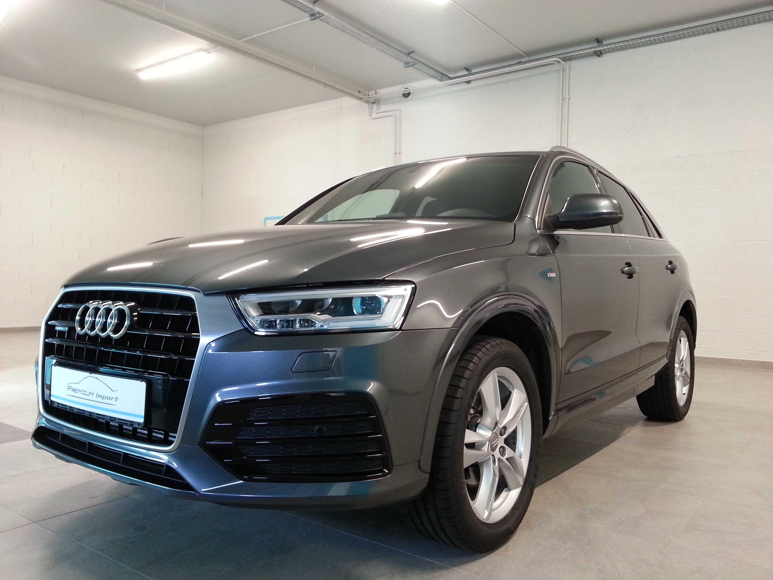 Audi Q3 S-line 2.0 TFSI