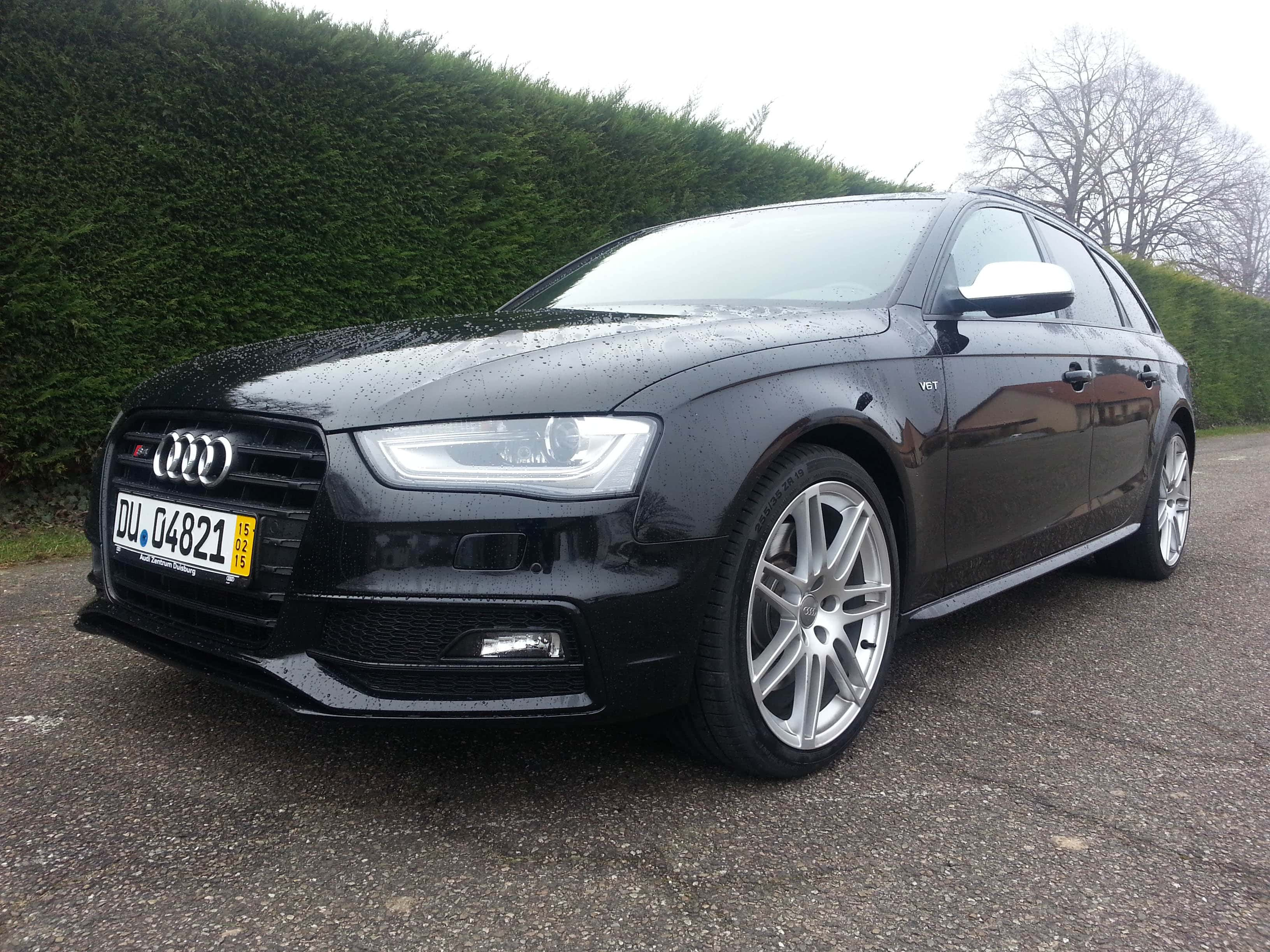 Read more about the article Audi S4 Avant