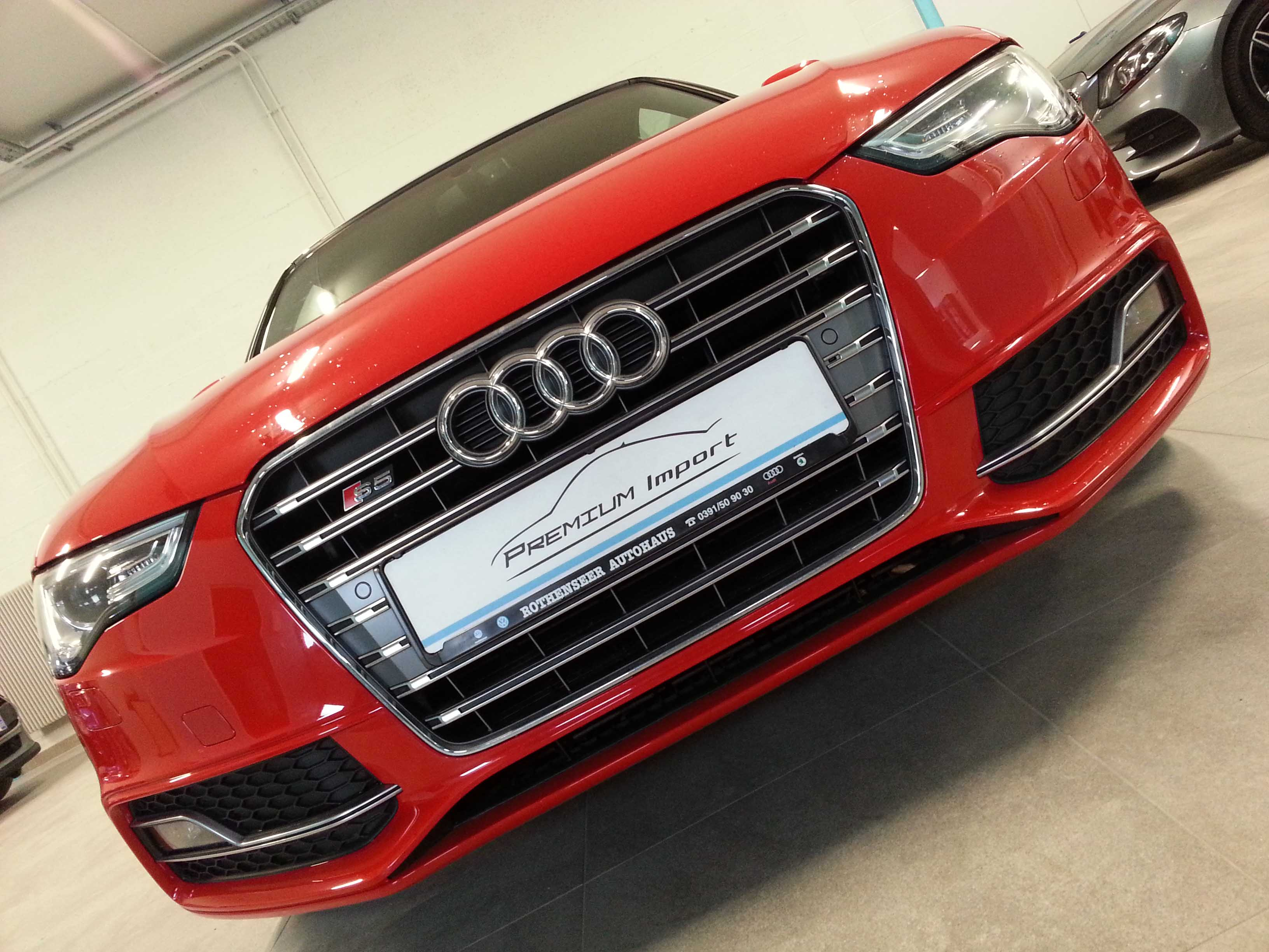 Audi S5 Cabriolet 3.0 TFSI