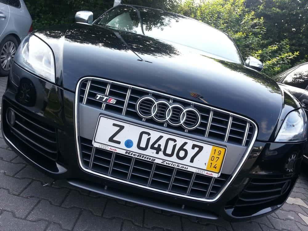 Read more about the article Audi TT Coupé Sline