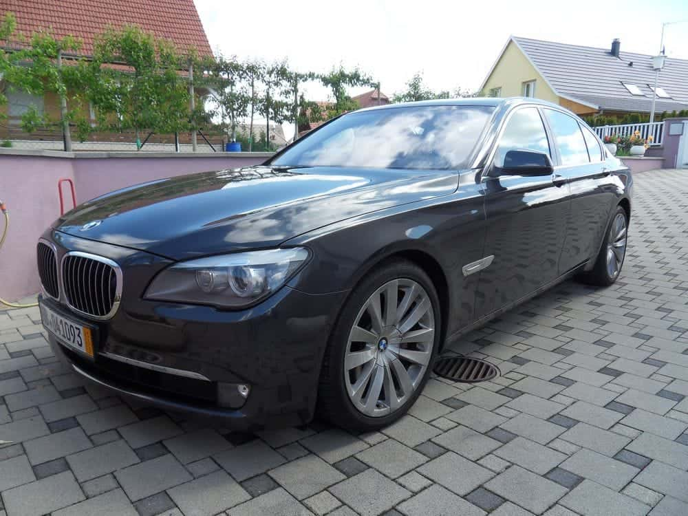 Bmw 750i Luxe Full options