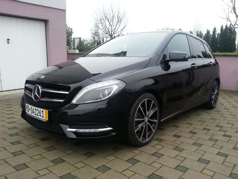Mercedes Benz B180 CDI