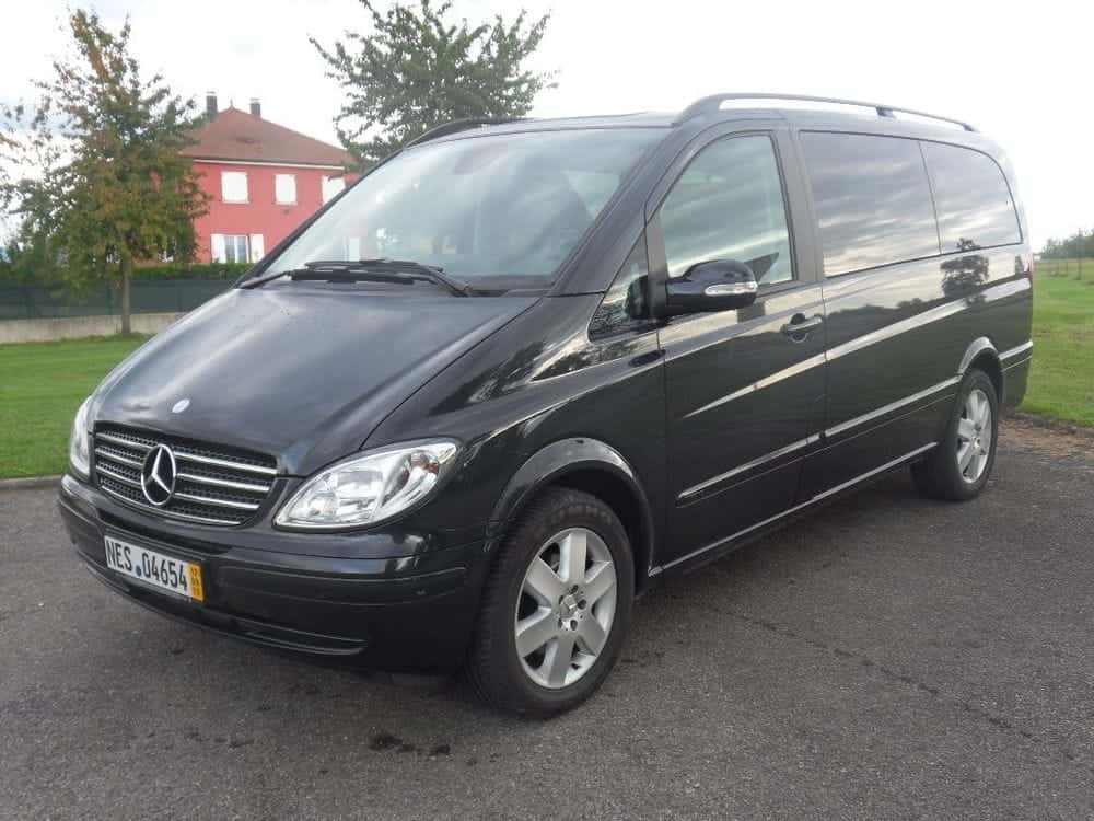 Mercedes Benz Viano CDI