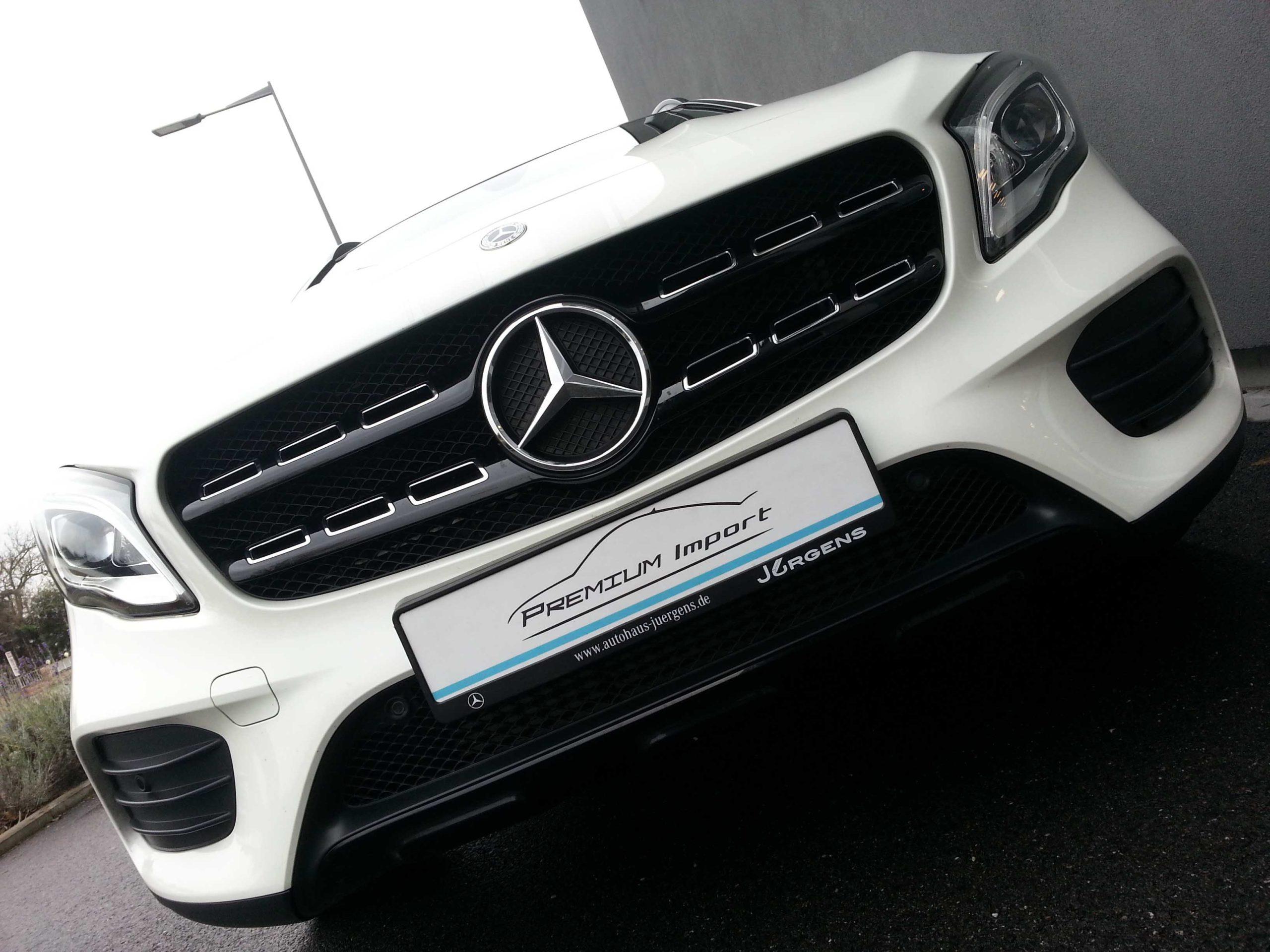 Mercedes-Benz GLA 250 AMG