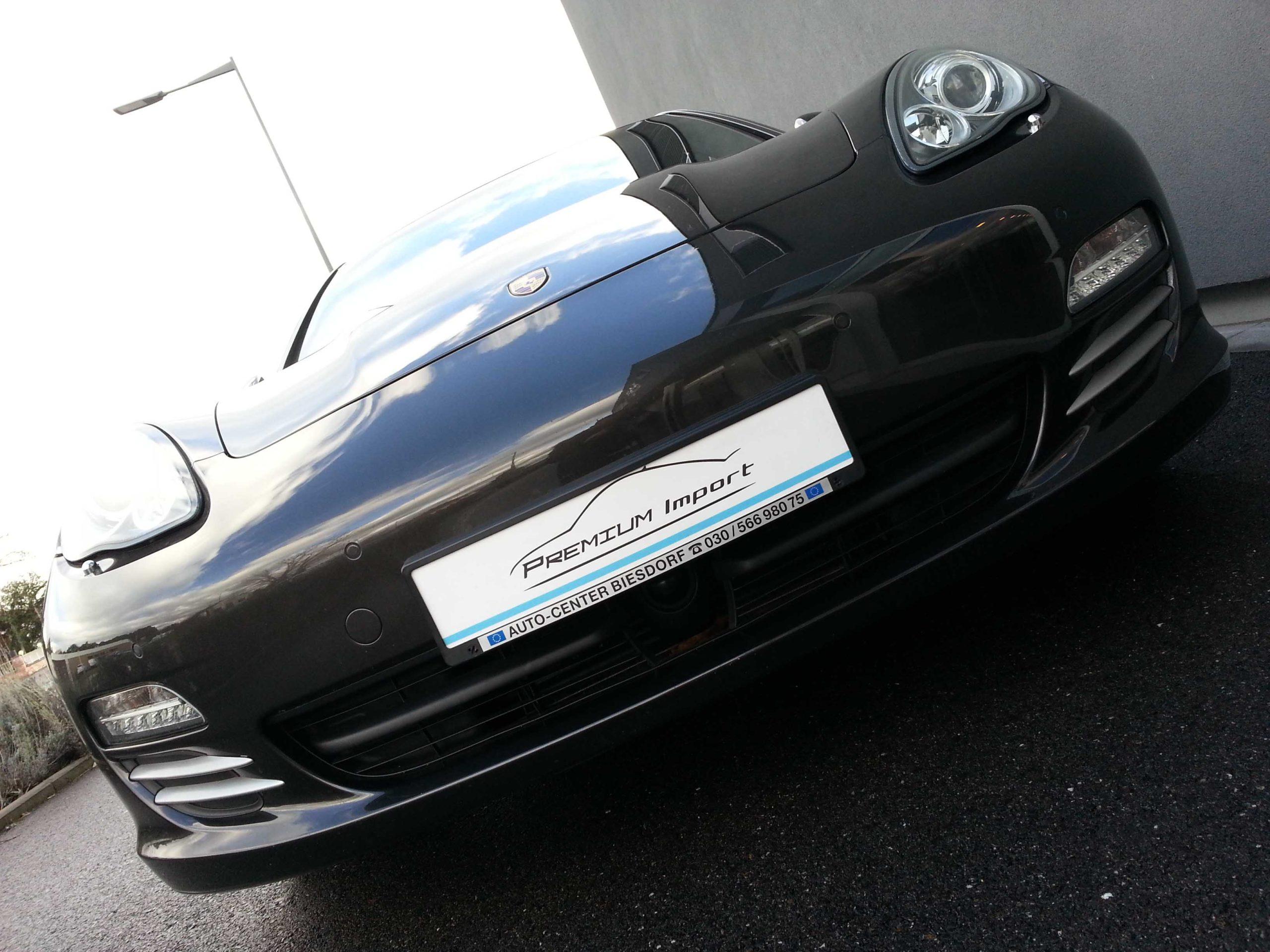 Read more about the article Porsche Panamera 4S