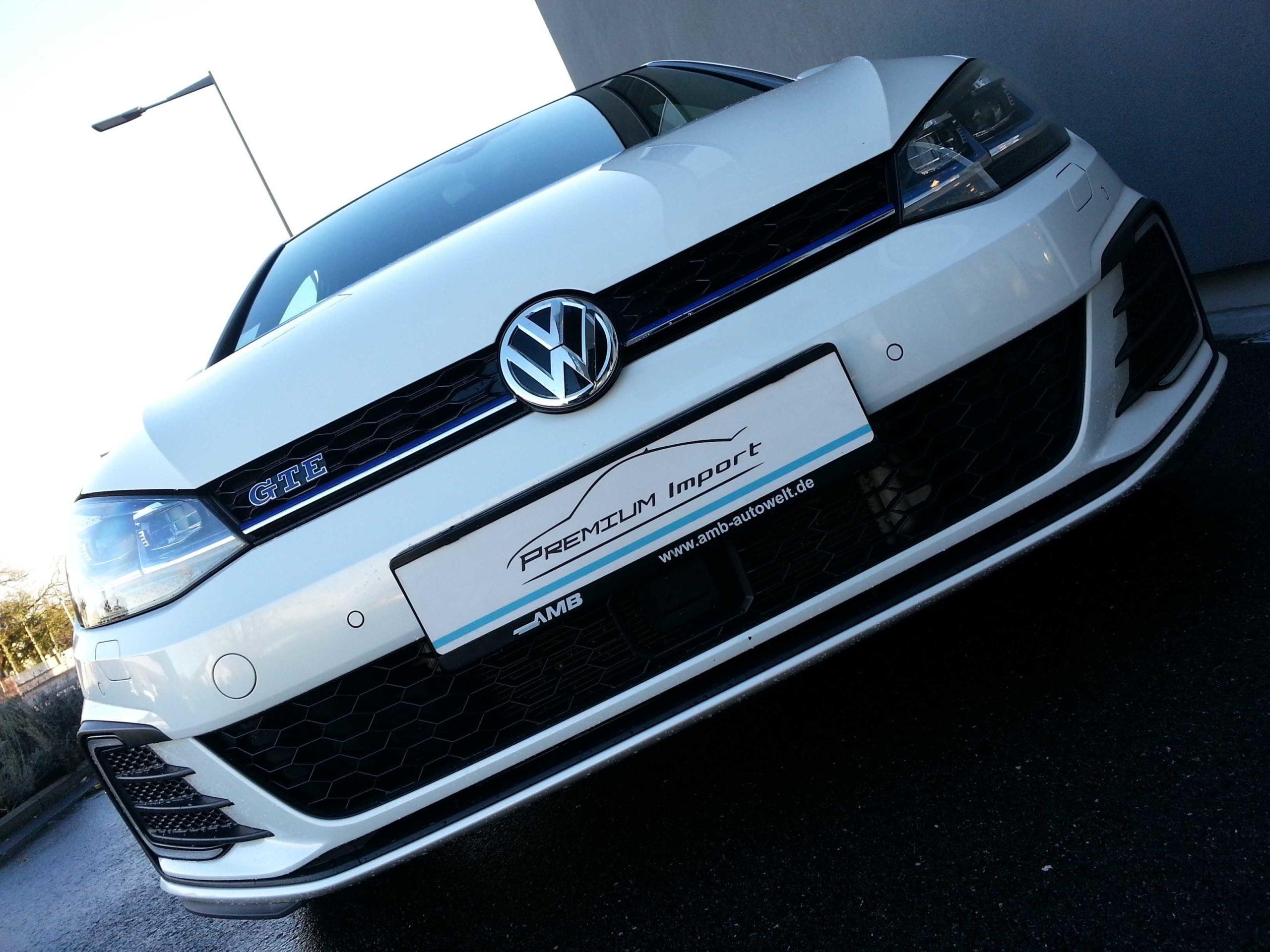 VW Golf 1,4 TSI GTE Hybride