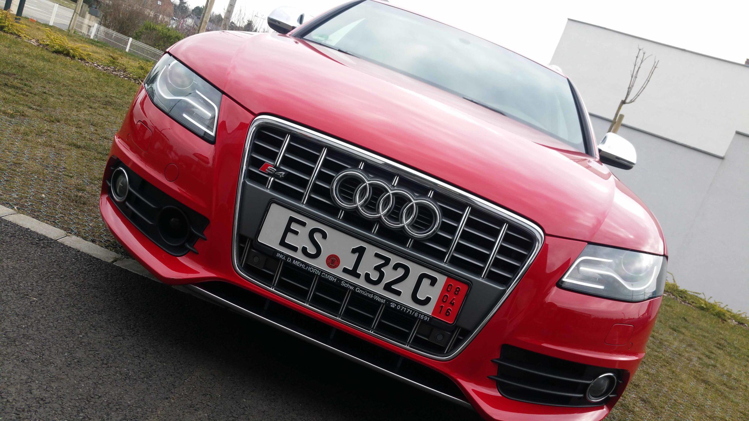 Audi S4 Avant 3.0 TFSI