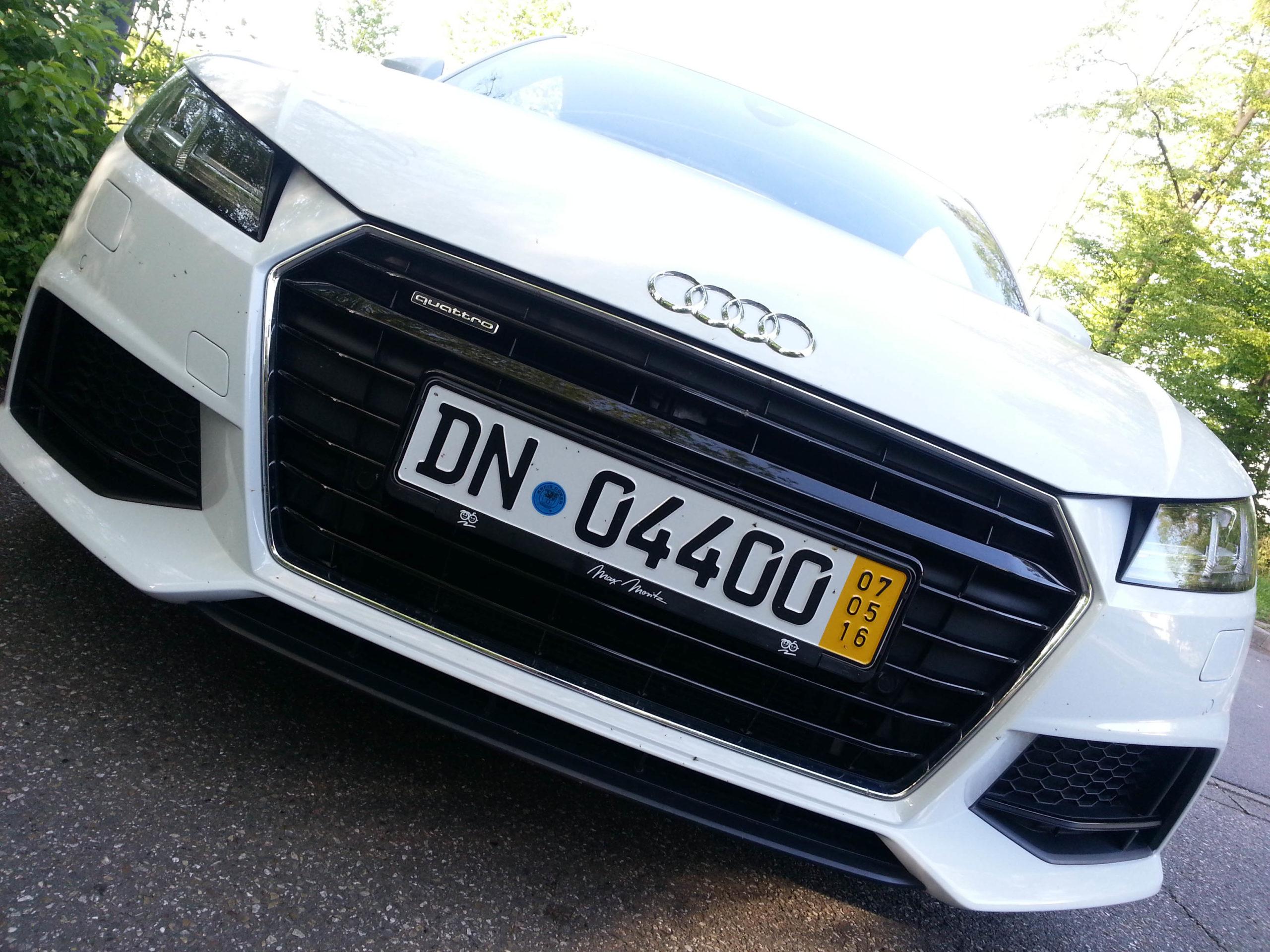 Read more about the article Audi TT coupé