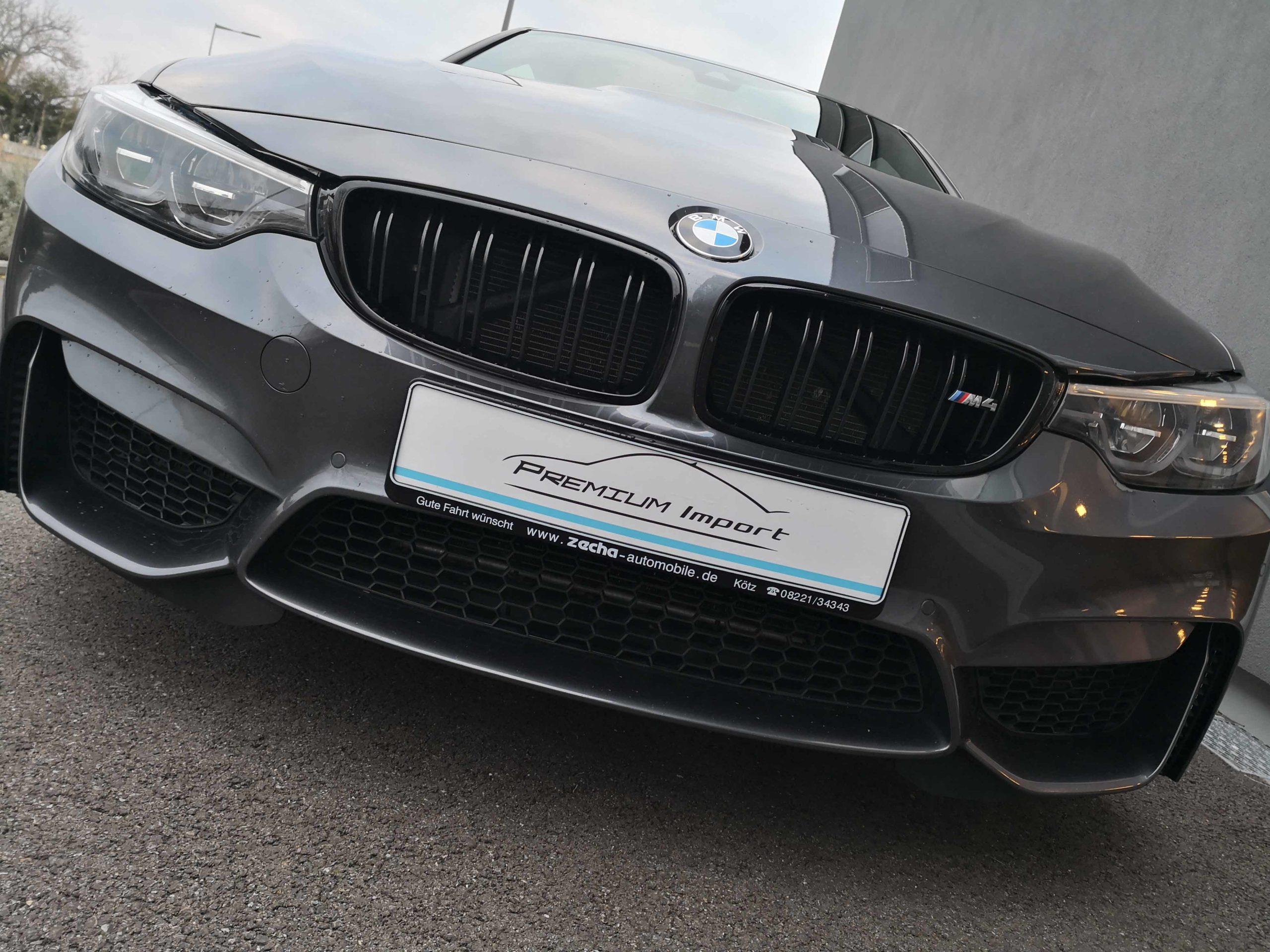 BMW M4 coupé Compétition