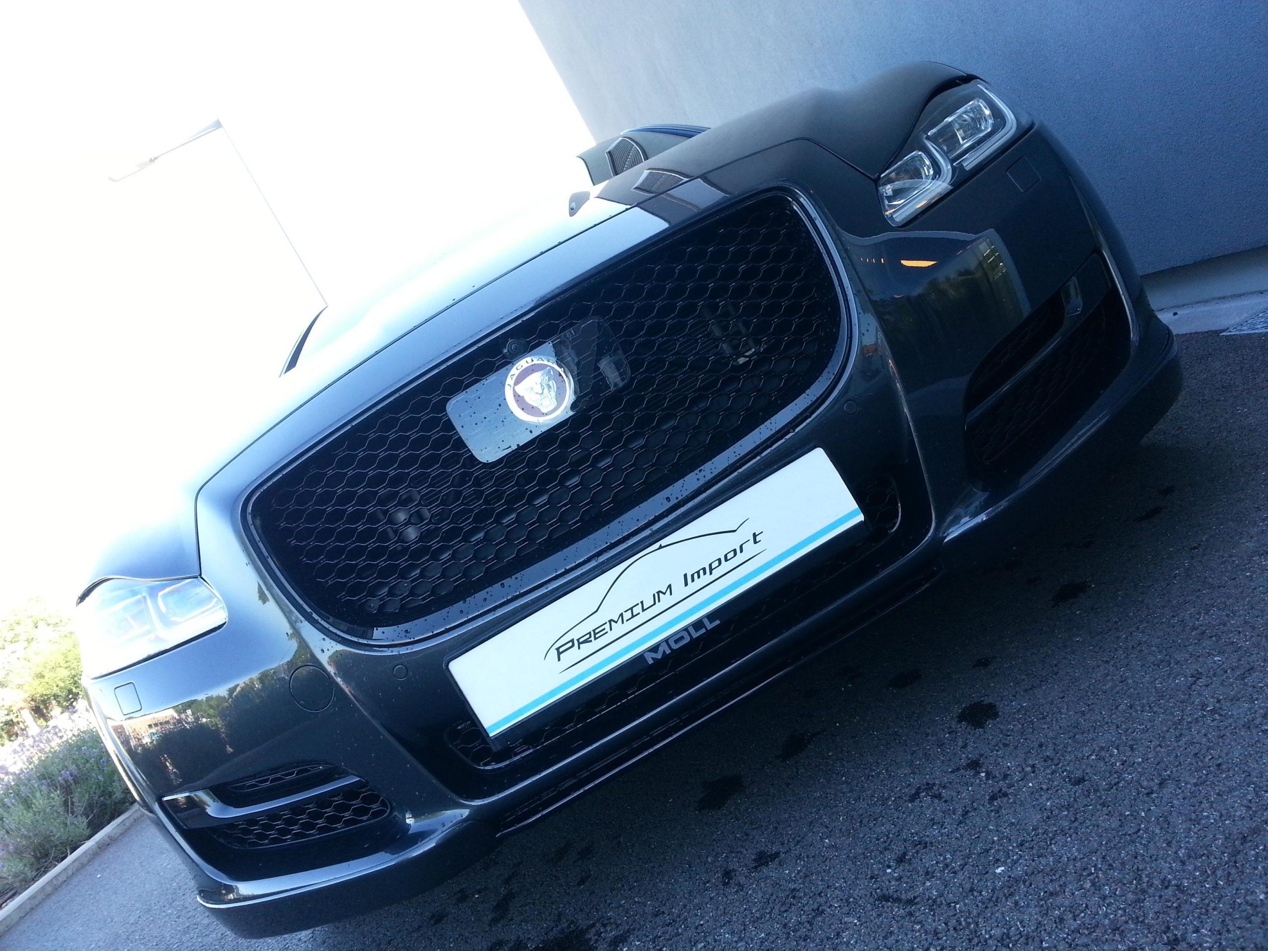 Jaguar XJ 3.0 V6 diesel