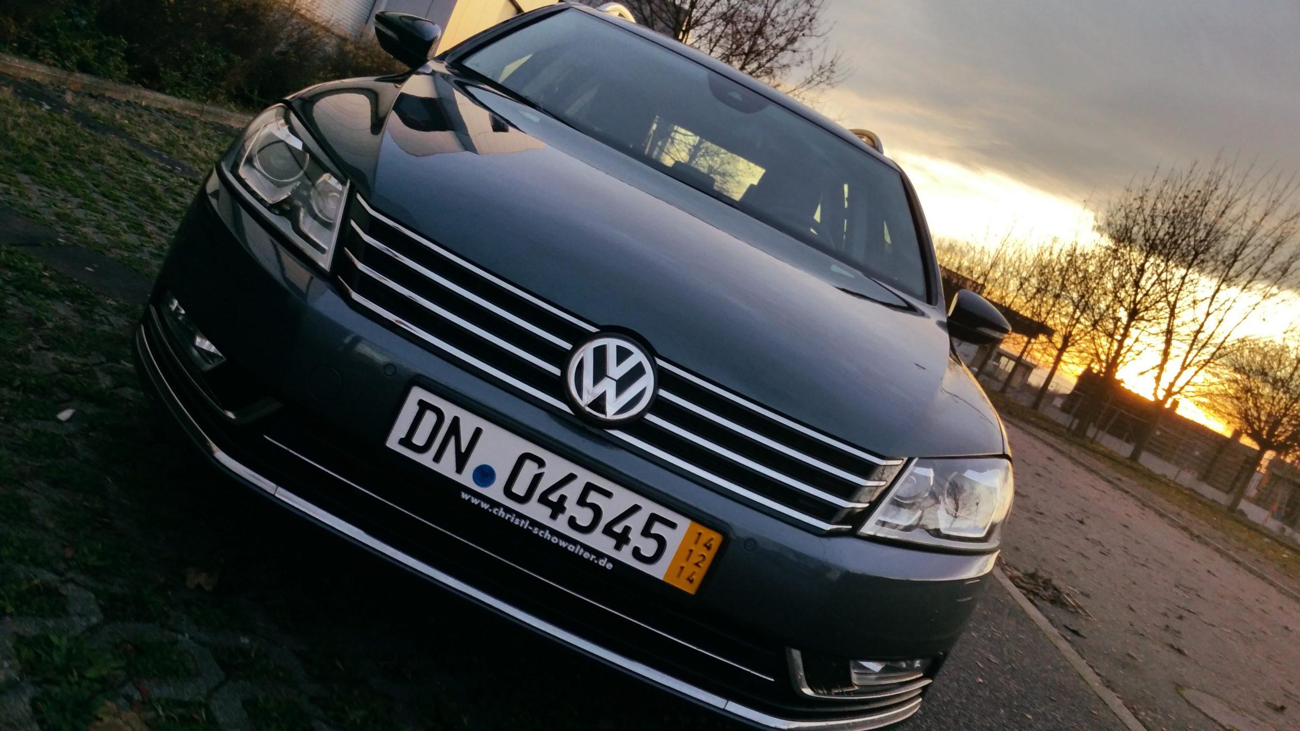 VW Passat SW Variant