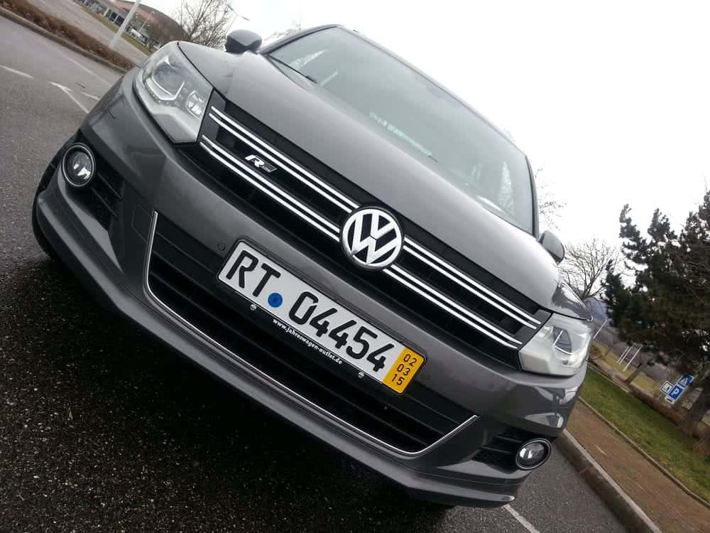 VW Tiguan Rline 4motion