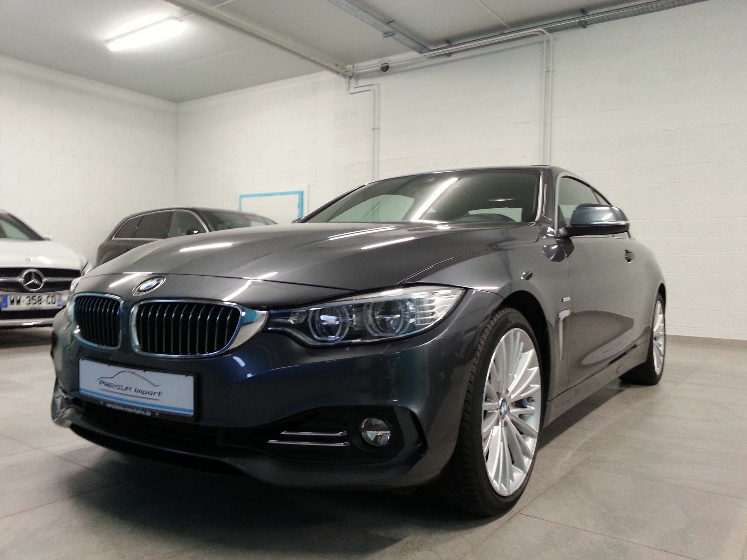BMW 435i xDrive Coupé