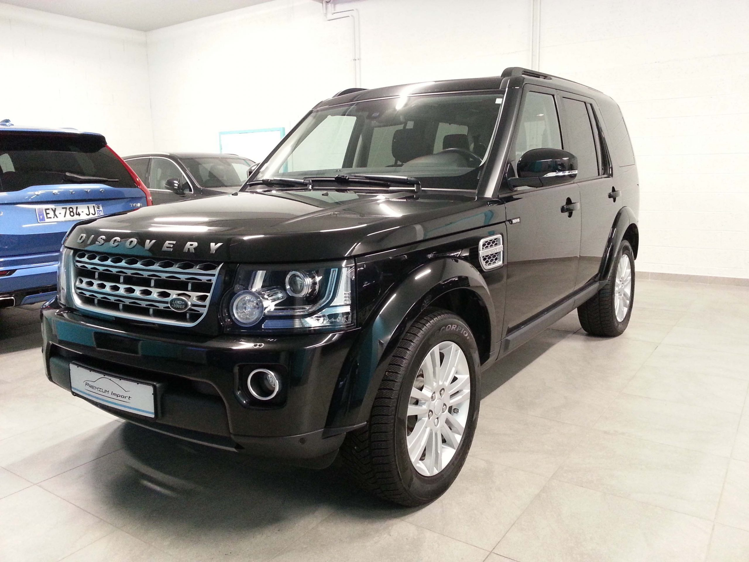 Read more about the article Land Rover Discovery 4 SDV6 HSE