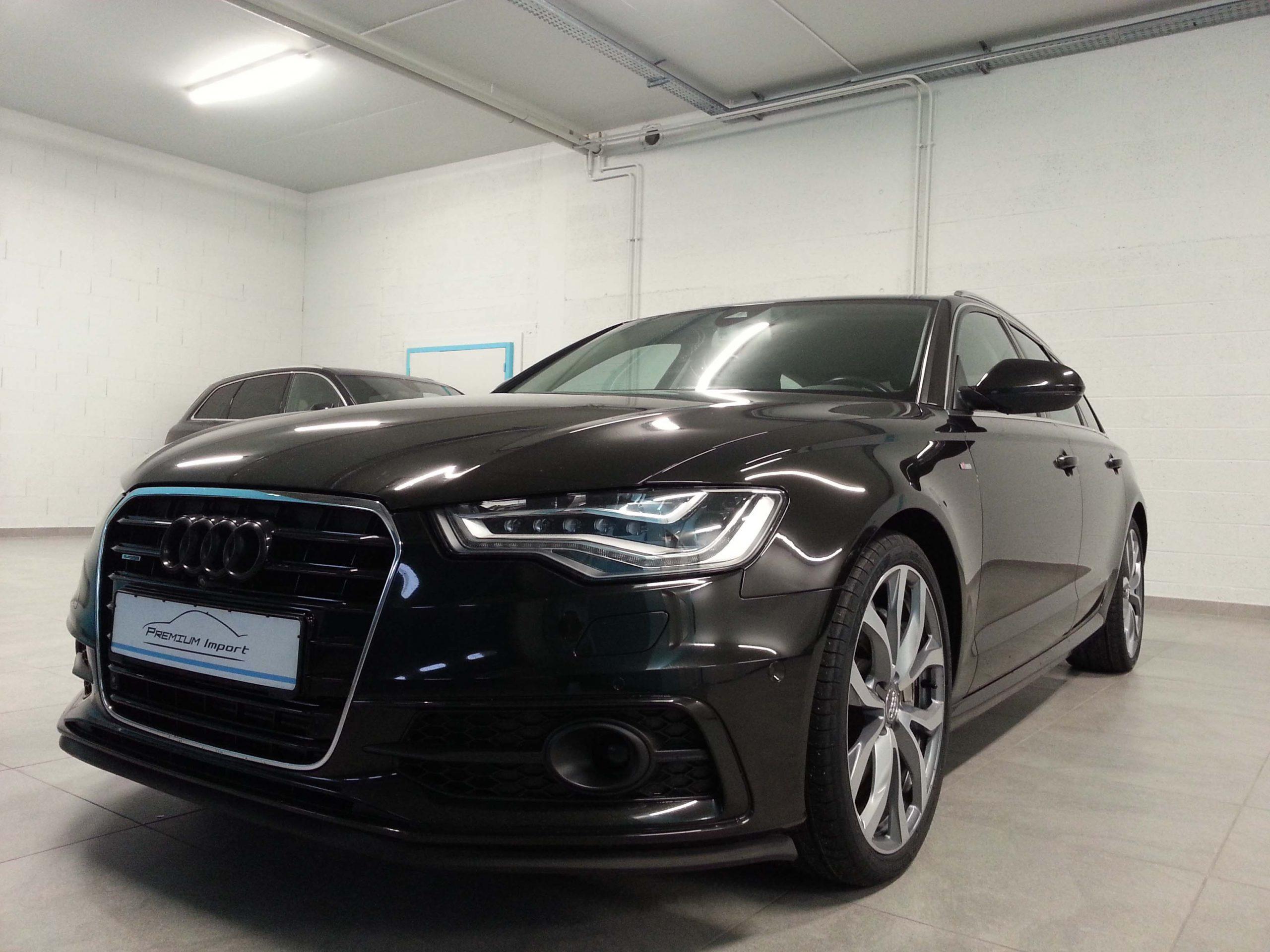 Audi A6 Avant 3.0 TDI 313 ch
