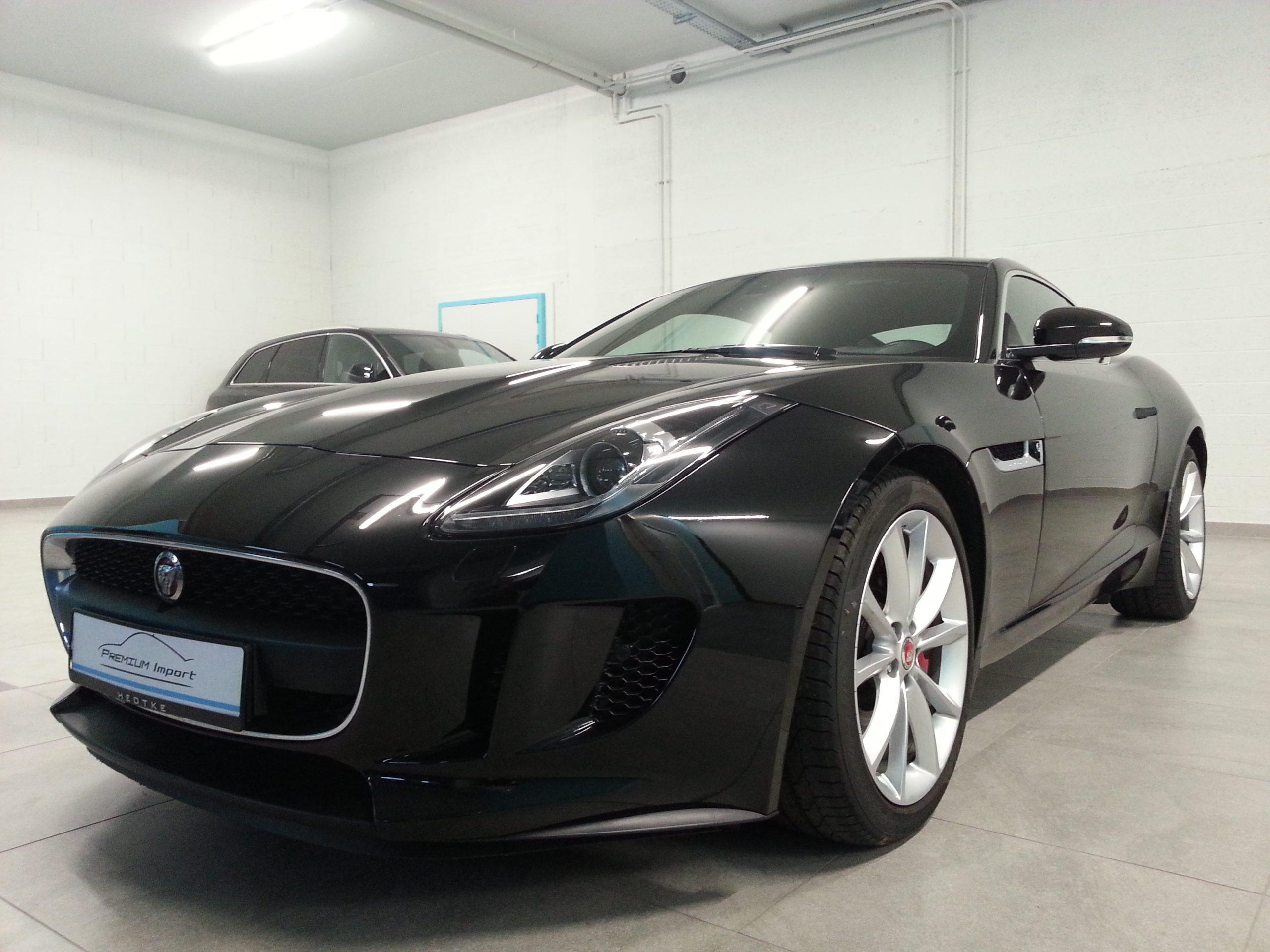Read more about the article Jaguar F-Type Coupé 3.0