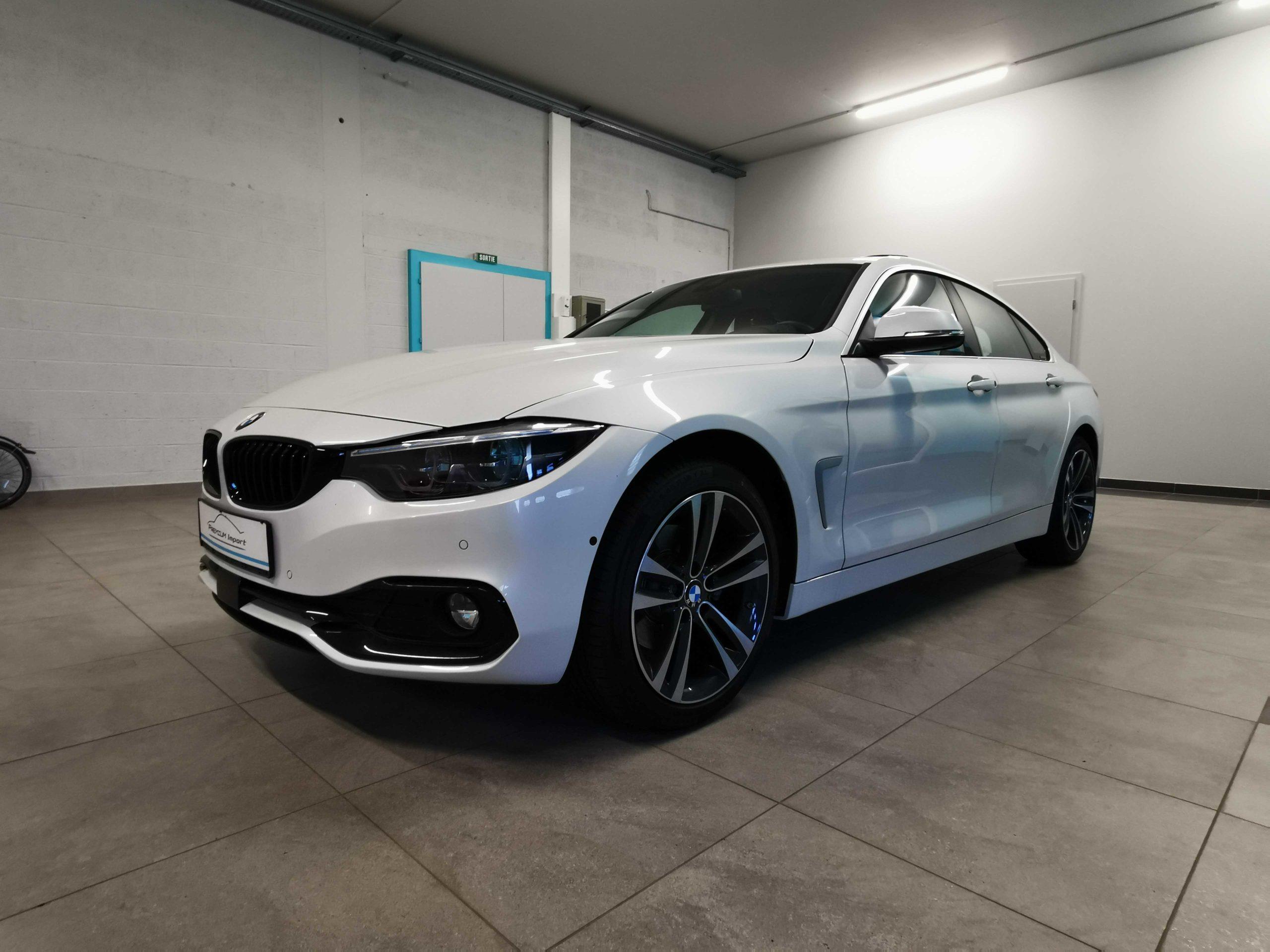 Read more about the article BMW 420d Grancoupé xDrive Sport