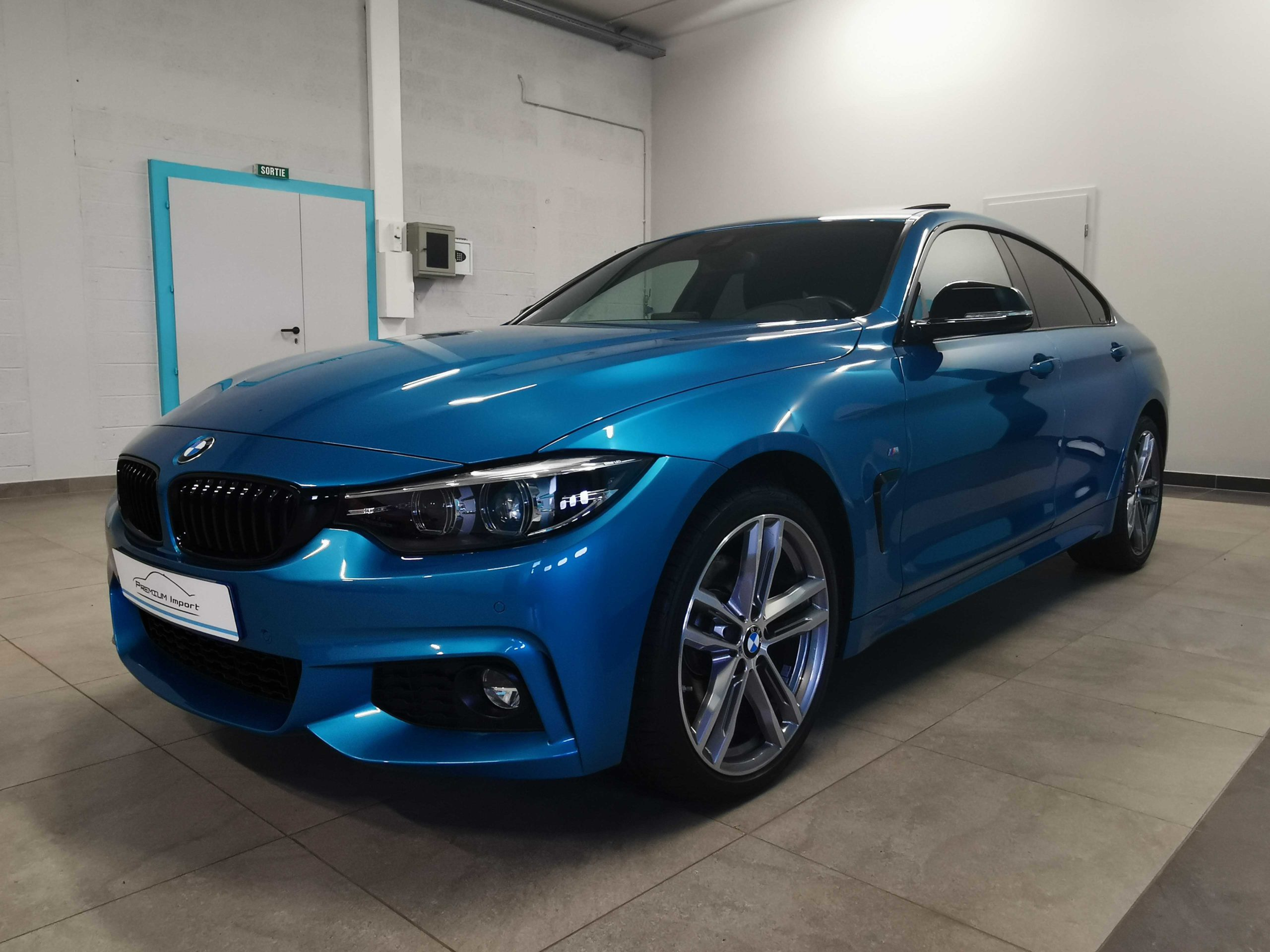 Read more about the article BMW 430i xDrive – Gran Coupé – Pack M Sport