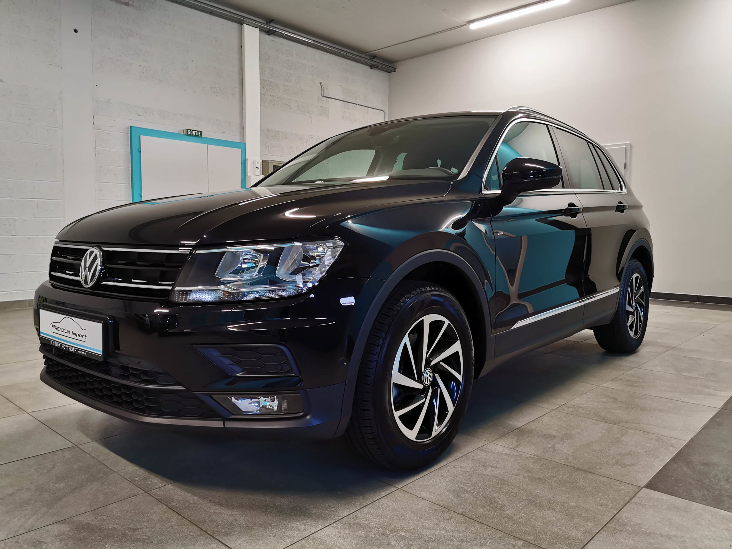 Read more about the article VW Tiguan 1.5 TSI