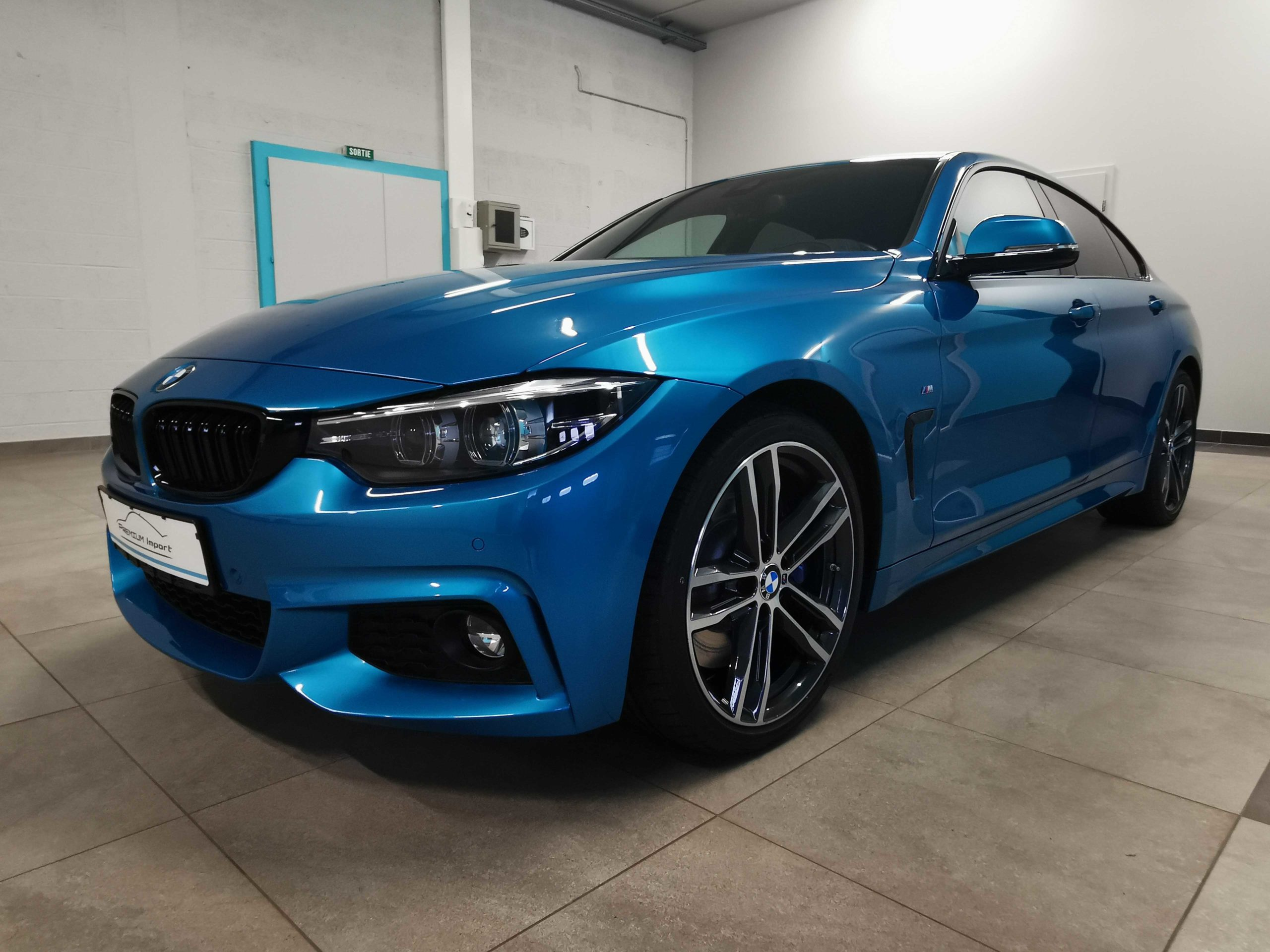 Read more about the article BMW 430i – Gran Coupé – Pack M Sport