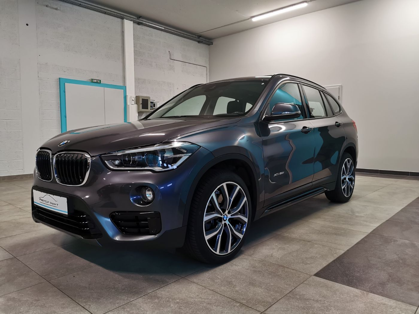 Read more about the article BMW X1 xDrive20i – Sport Line